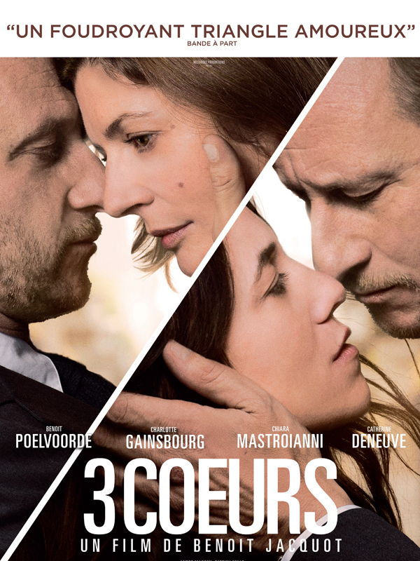 3 Coeurs | Jacquot, Benoît (Réalisateur)
