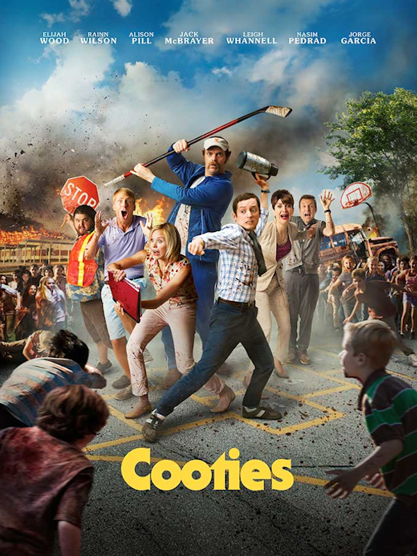 Cooties | Milott, Jonathan (Réalisateur)