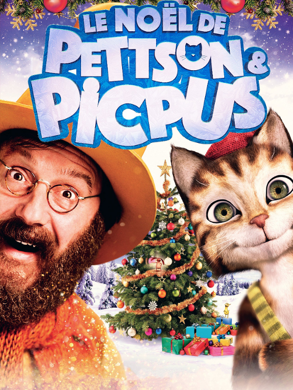 Le Noël de Pettson et Picpus | Samadi Ahadi, Ali (Réalisateur)