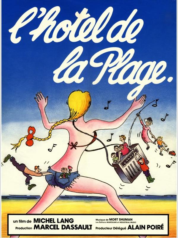 """Afficher """"L'Hôtel de la plage"""""""