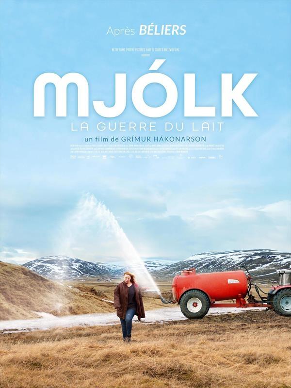 Mjólk : la guerre du lait | Hákonarson, Grímur (Réalisateur)