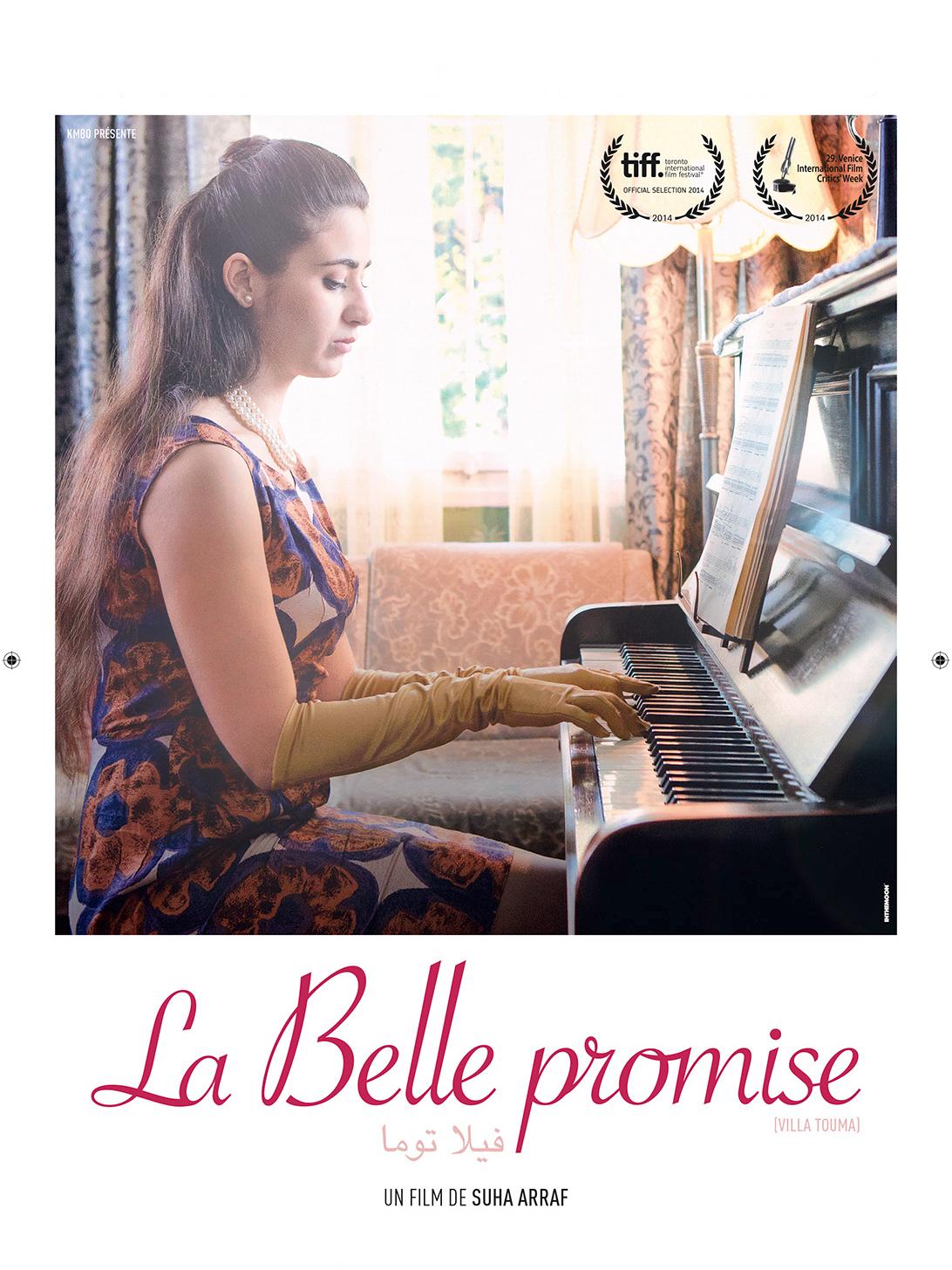 La Belle Promise | Arraf, Suha (Réalisateur)