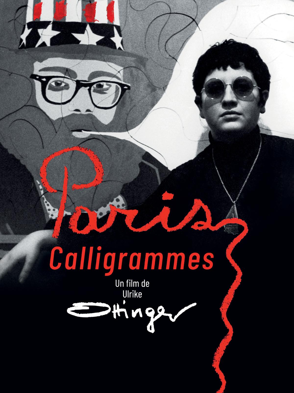 Paris Calligrammes | Ottinger, Ulrike (Réalisateur)