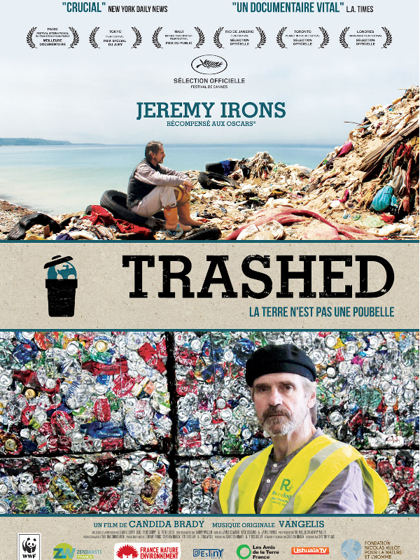 "Afficher ""Trashed"""