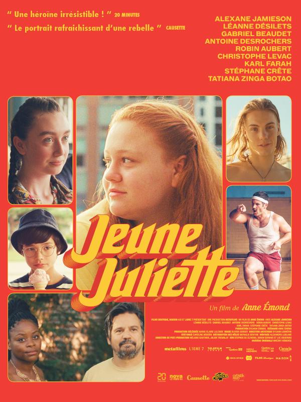 Jeune Juliette | Emond, Anne (Réalisateur)