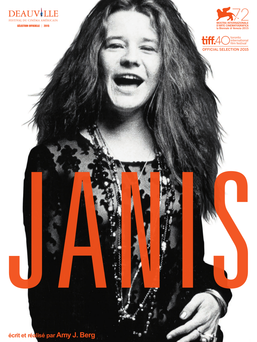 Janis | Berg, Amy (Réalisateur)