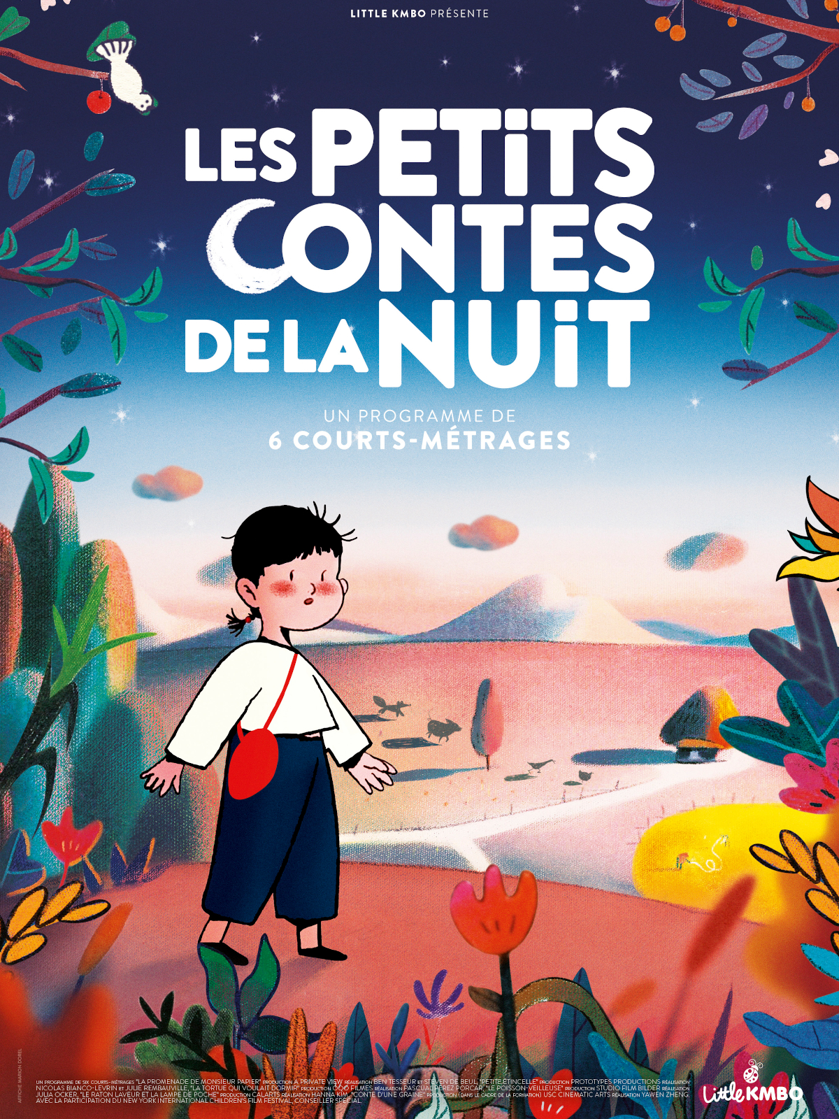 Les Petits contes de la nuit | Zheng, Yawen (Réalisateur)