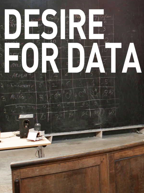 Desire For Data | Beloufa, Neil (Réalisateur)
