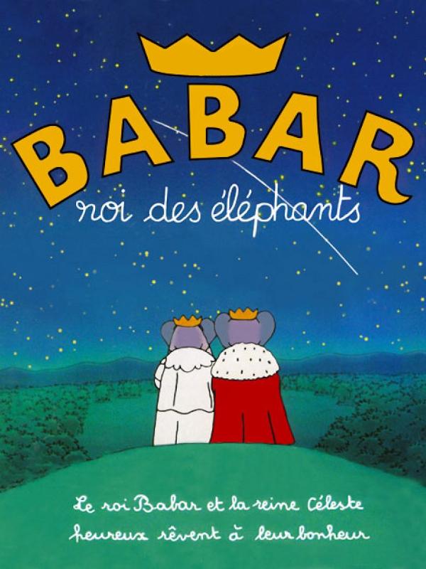 Babar, roi des éléphants |