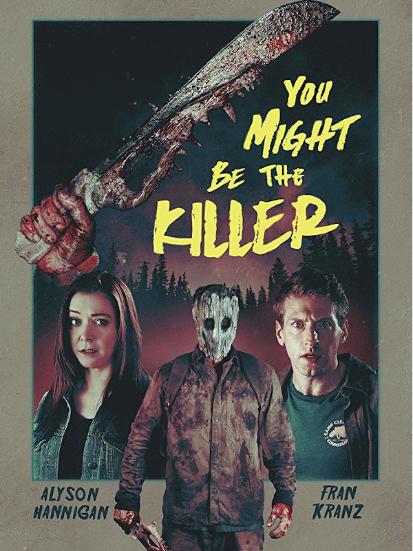 You Might Be the Killer | Simmons, Brett (Réalisateur)