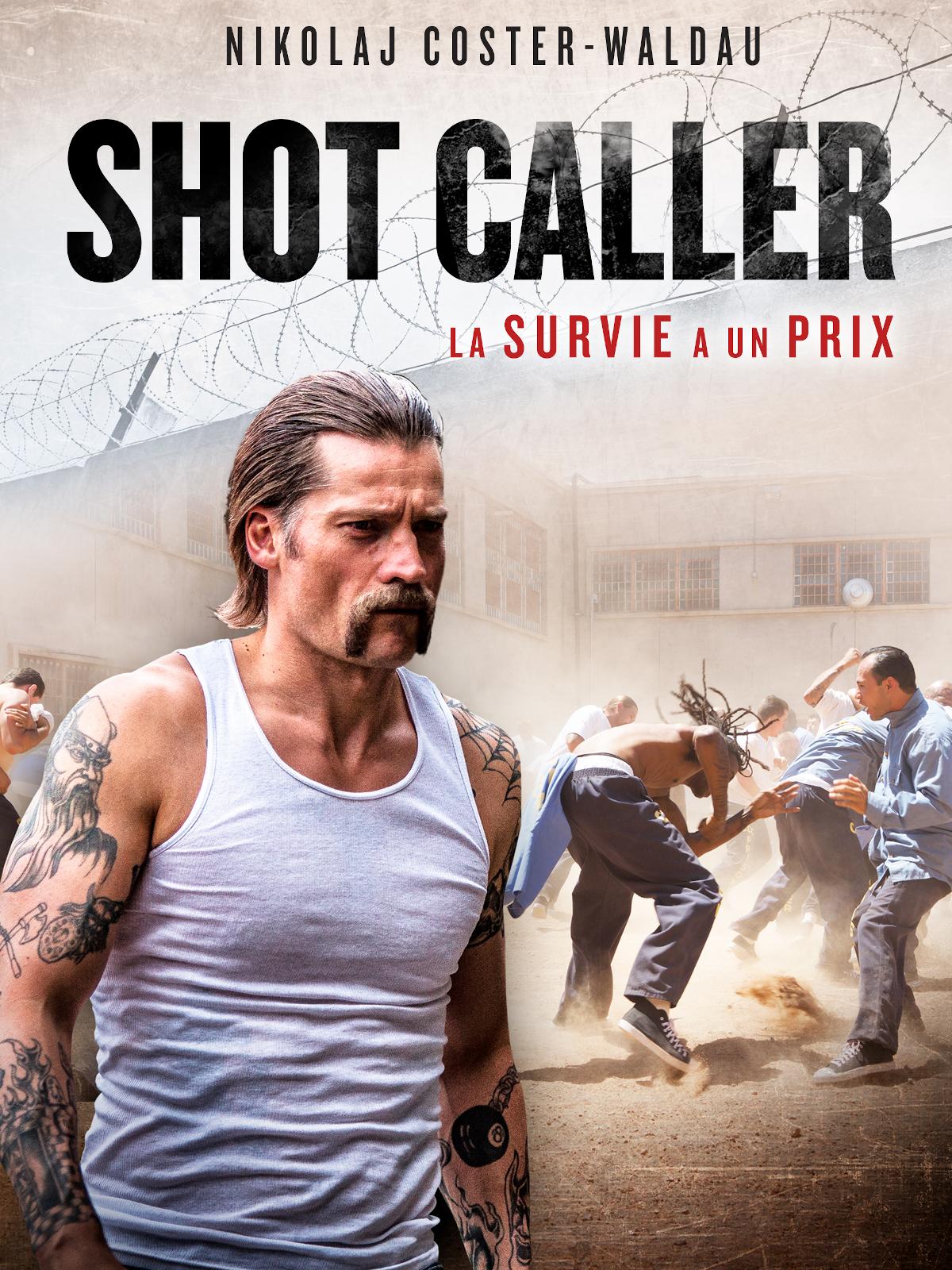 Shot Caller - L'Exécuteur | Waugh, Ric Roman (Réalisateur)