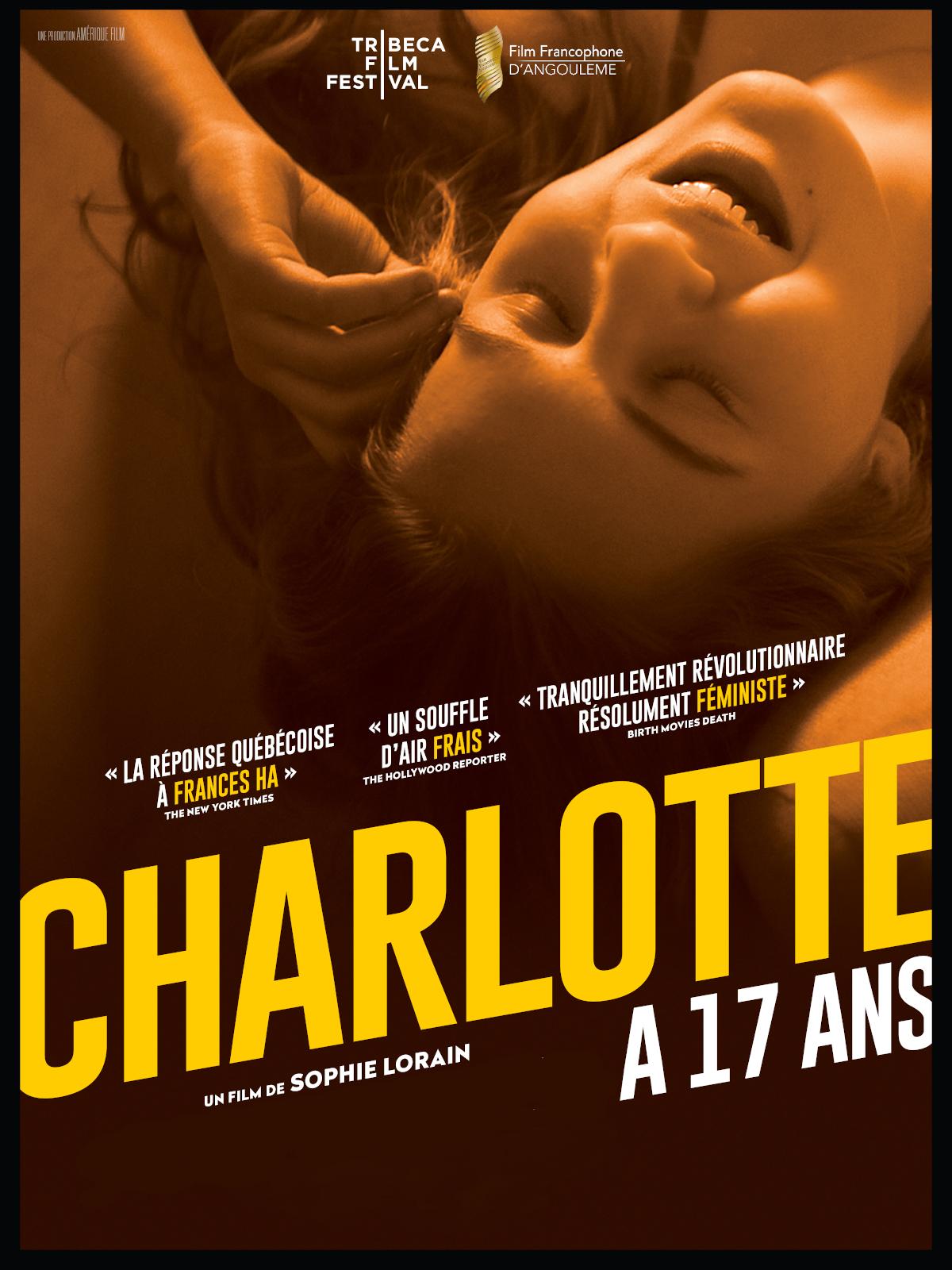 Charlotte a 17 ans | Lorain, Sophie (Réalisateur)