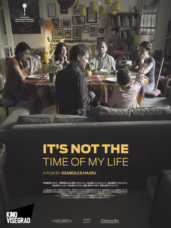 It's not the Time of My Life | Hajdu, Szabolcs (Réalisateur)