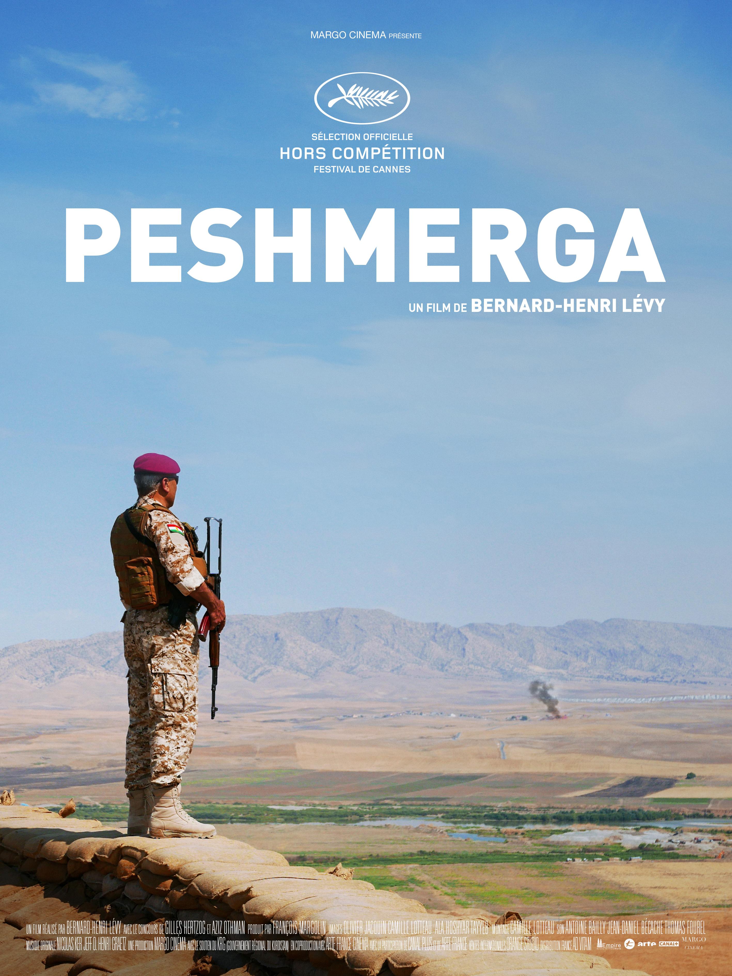 Peshmerga | Lévy, Bernard-Henri (Réalisateur)