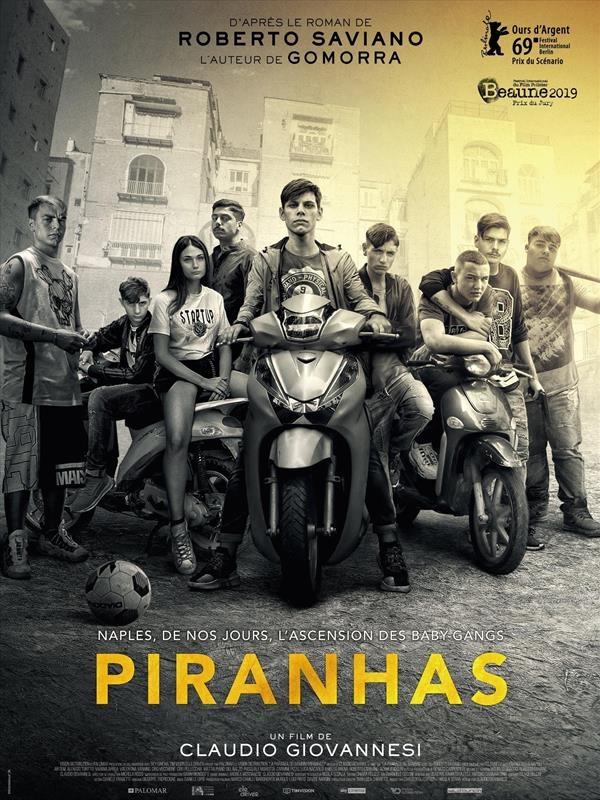 Piranhas | Giovannesi, Claudio (Réalisateur)