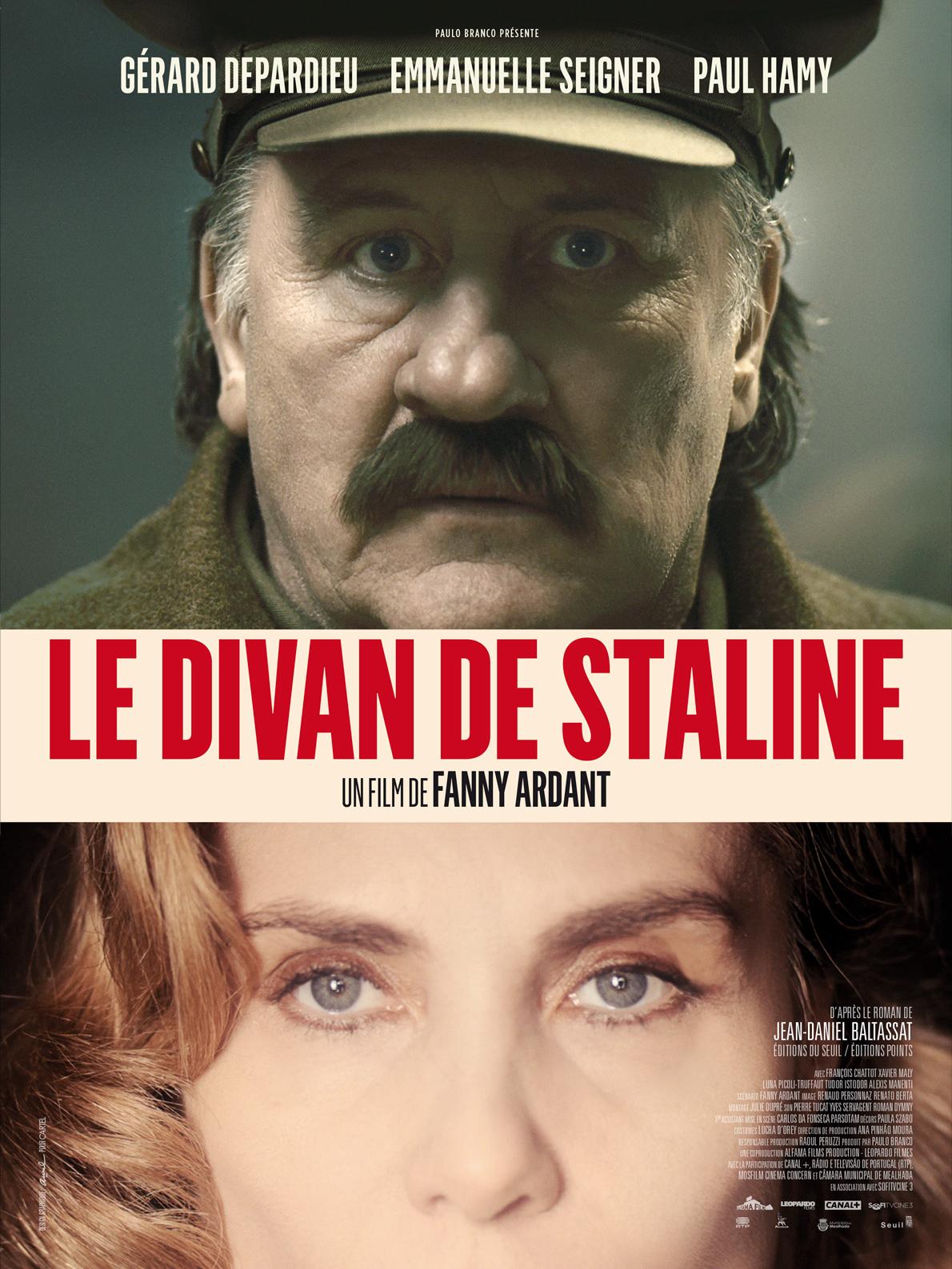 Le Divan de Staline | Ardant, Fanny (Réalisateur)