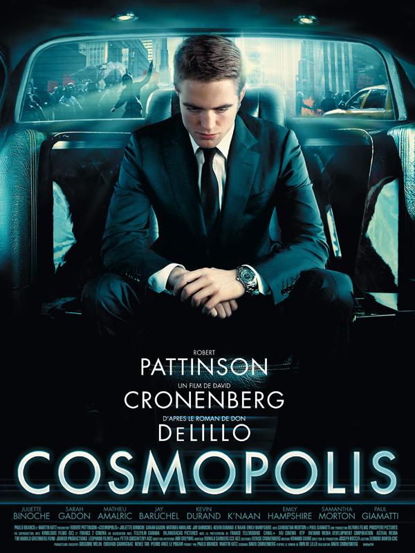 Cosmopolis | Cronenberg, David (Réalisateur)