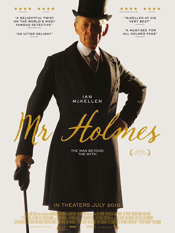 Mr. Holmes | Condon, Bill (Réalisateur)