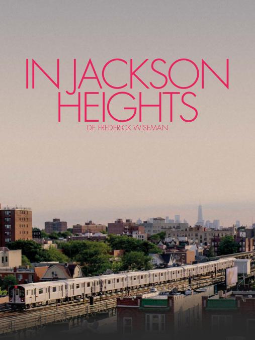 In Jackson Heights | Wiseman, Frederick (Réalisateur)