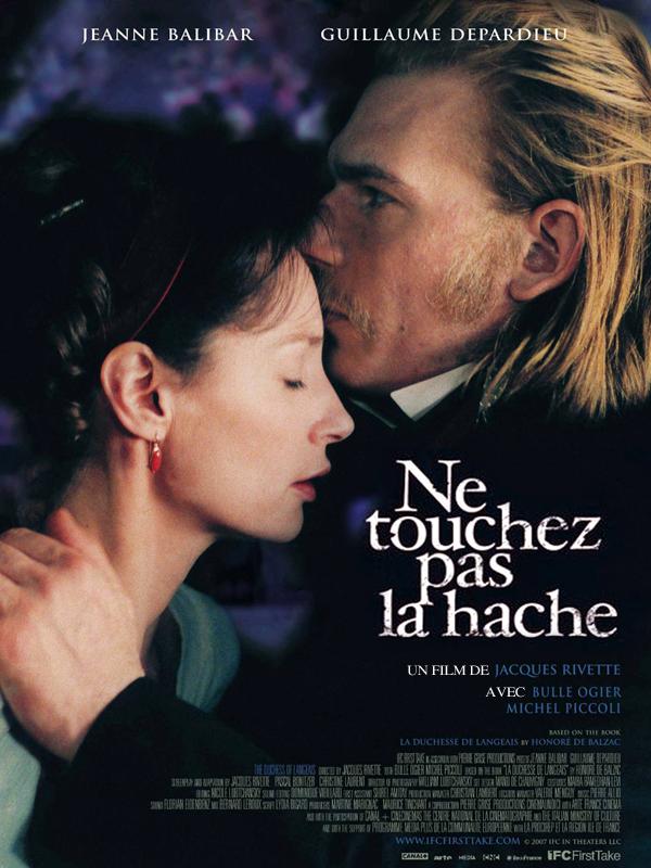 Ne touchez pas la hache | Rivette, Jacques (Réalisateur)