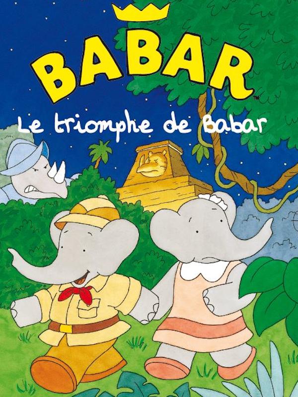 Le triomphe de Babar |