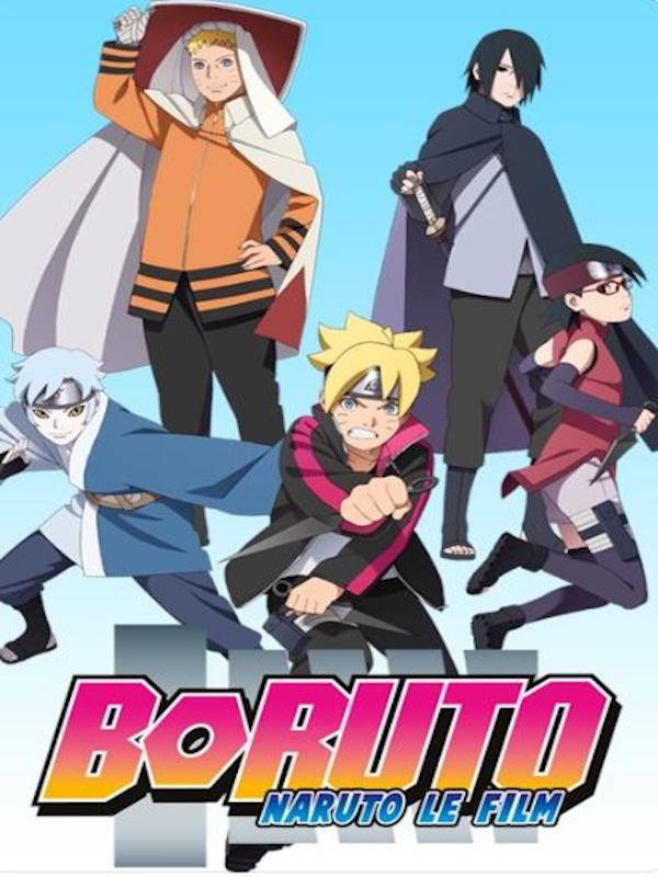 Boruto : Naruto, le film   Yamashita, Hiroyuki (Réalisateur)