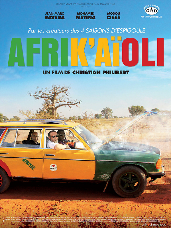 Afrik'aïoli | Philibert, Christian (Réalisateur)