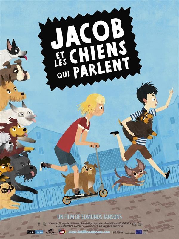 Jacob et les chiens qui parlent | Jansons, Edmund (Réalisateur)