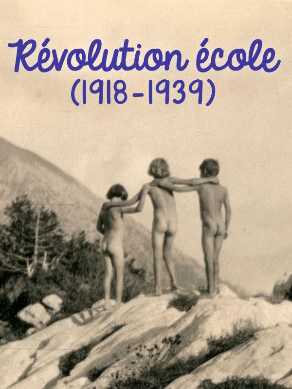 Révolution école 1918-1939 | Grudzinska, Joanna (Réalisateur)