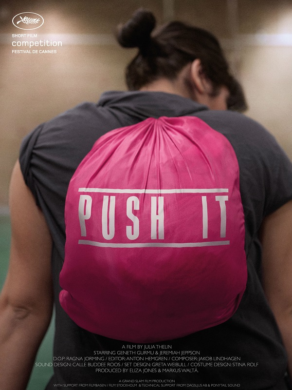 Push It | Thelin, Julia (Réalisateur)