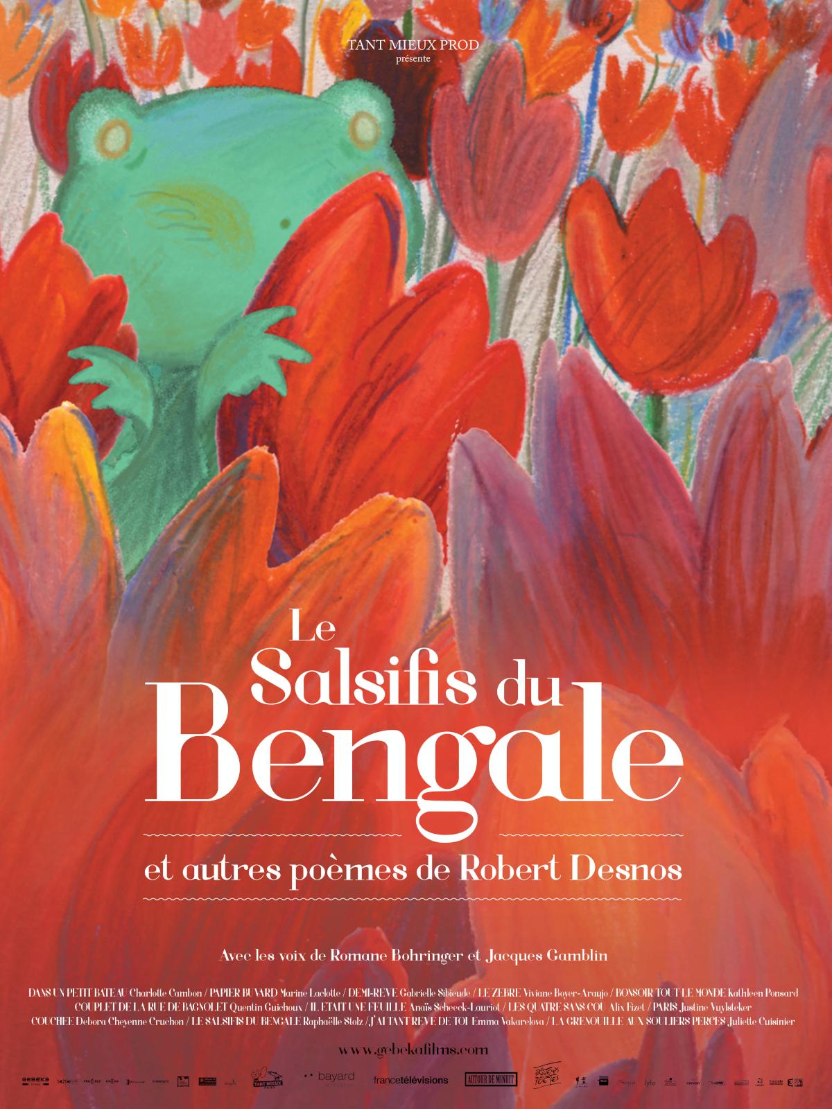 En sortant de l'école : Salsifis du Bengale et autres poèmes de Robert Desnos | Divers,  (Réalisateur)