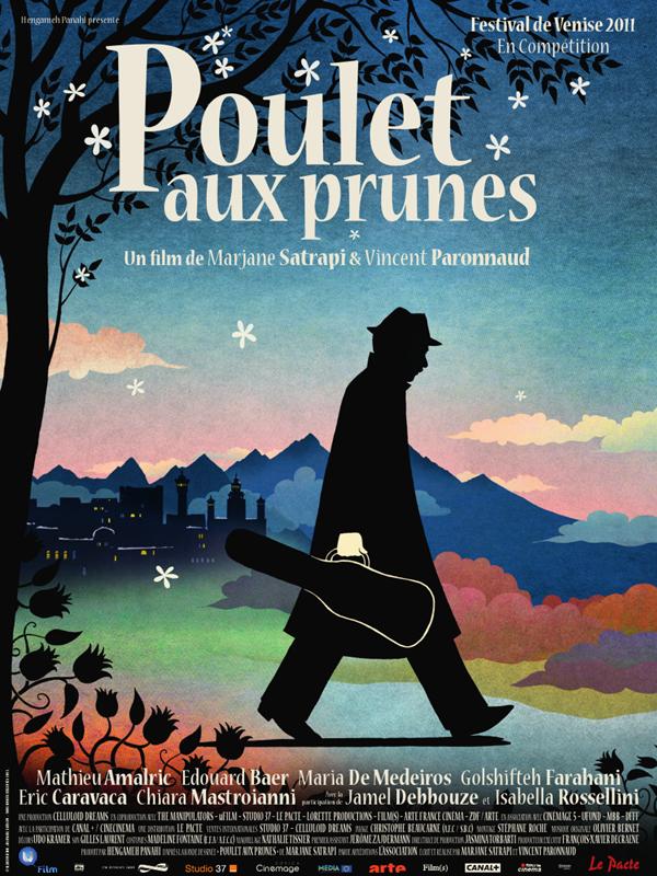 Poulet aux prunes | Satrapi, Marjane (Réalisateur)