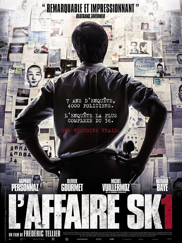 L'Affaire SK1 | Tellier, Frédéric (Réalisateur)