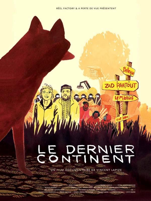 Le Dernier continent | Vincent Lapize,  (Réalisateur)