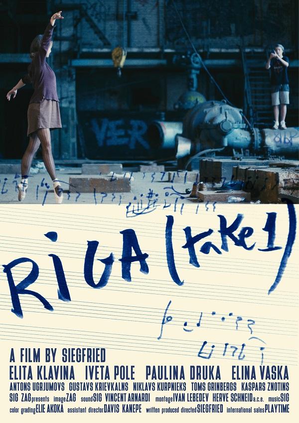 Riga (Take 1) | Siegfried,  (Réalisateur)