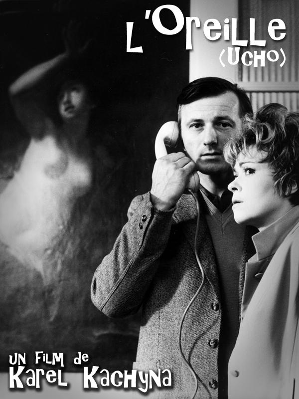 L'Oreille | Kachyna, Karel (Réalisateur)