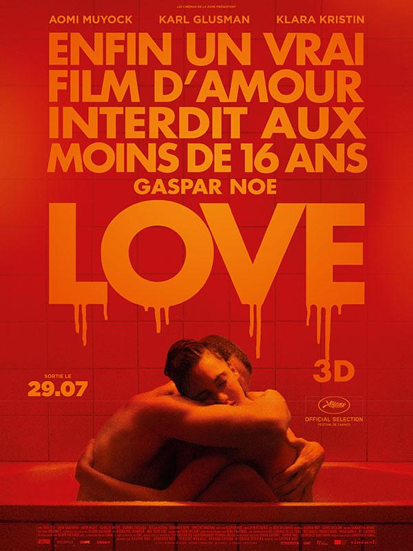 Love | Noé, Gaspar (Réalisateur)
