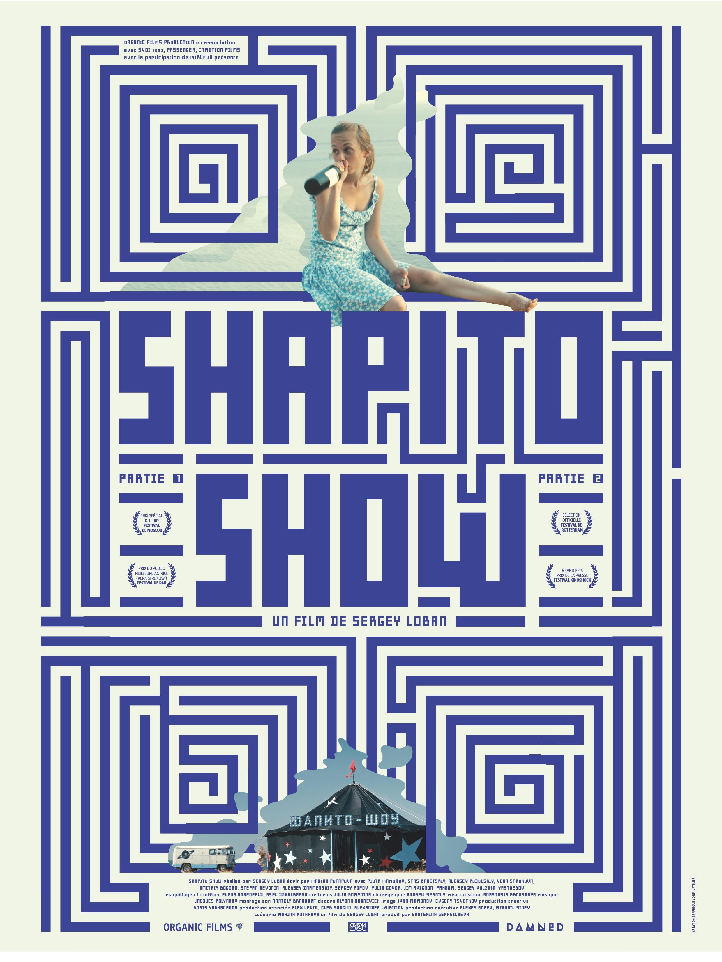 Shapito Show - partie 1 | Loban, Sergey (Réalisateur)