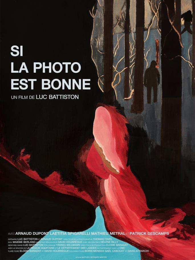 Si la photo est bonne | Battiston, Luc (Réalisateur)