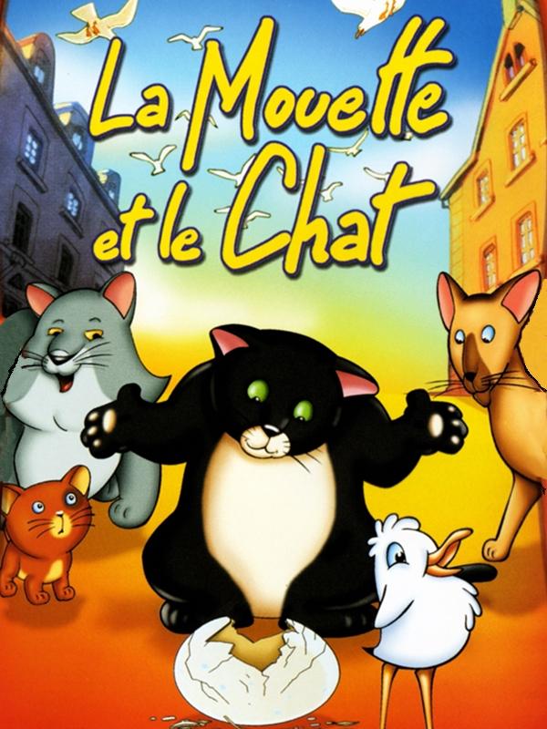 La Mouette et le chat | D'Alo, Enzo (Réalisateur)