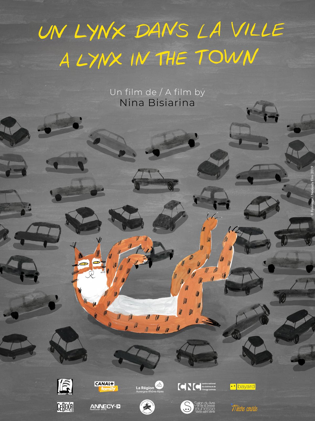 Un lynx dans la ville | Bisiarina, Nina (Réalisateur)