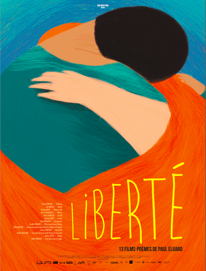 En sortant de l'école : Paul Éluard (Liberté : 13 films-poèmes) | Divers,  (Réalisateur)