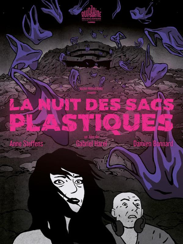 La Nuit des sacs plastiques | Harel, Gabriel (Réalisateur)