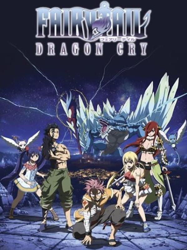 Fairy Tail : Dragon Cry | Minamikawa, Tatsuma (Réalisateur)