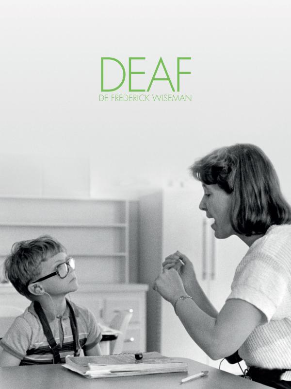 Deaf | Wiseman, Frederick (Réalisateur)