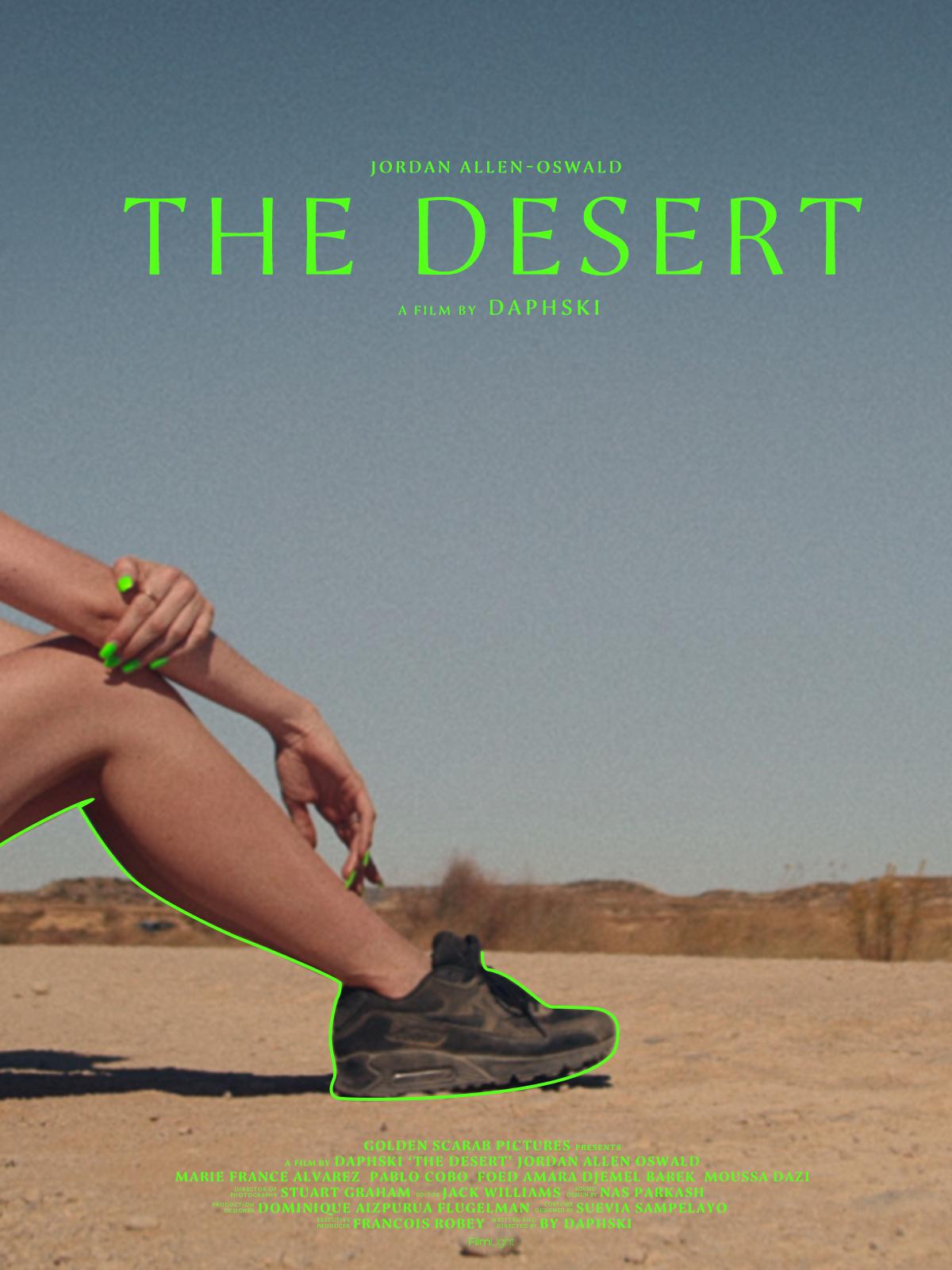 The Desert | Daphski,  (Réalisateur)