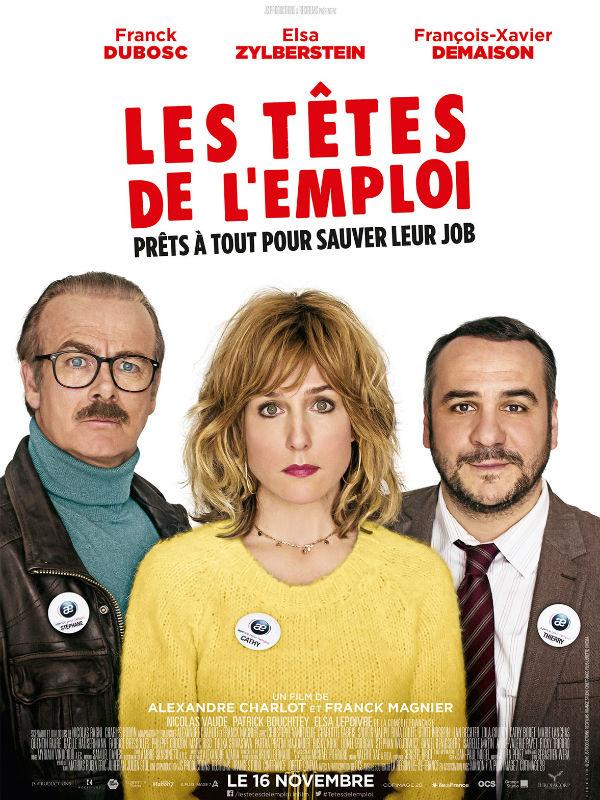 Les Têtes de l'emploi | Charlot, Alexandre (Réalisateur)