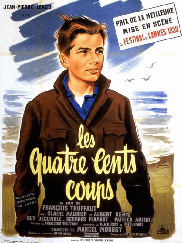 Les Quatre cents coups | Truffaut, François (Réalisateur)