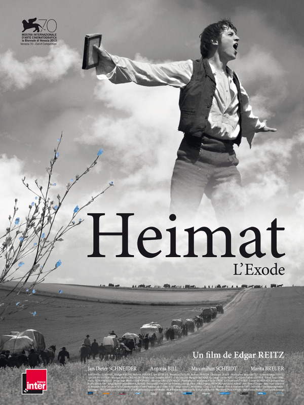 Heimat II - L'Exode | Reitz, Edgar (Réalisateur)