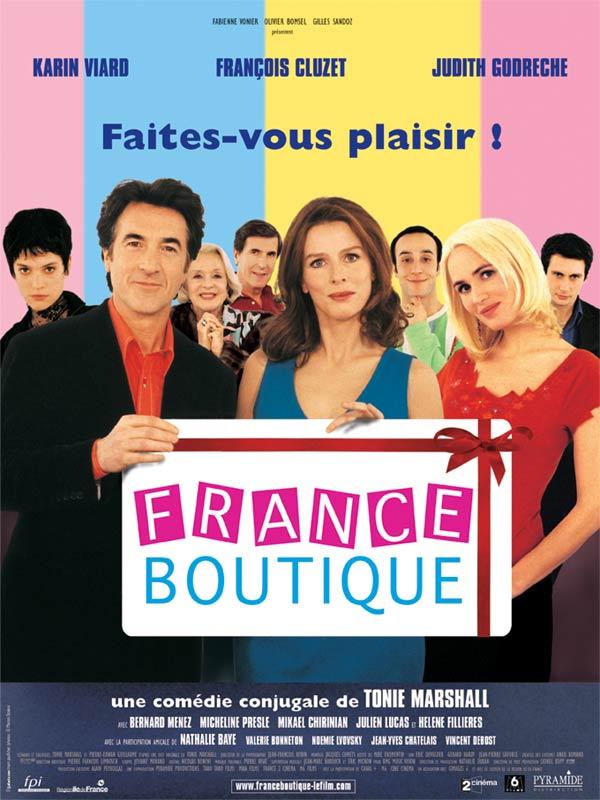 France boutique | Marshall, Tonie (Réalisateur)